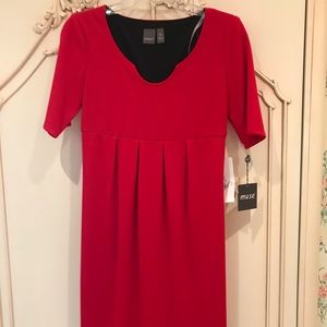 Red Holiday Party Dress! Muse NWT - size 2